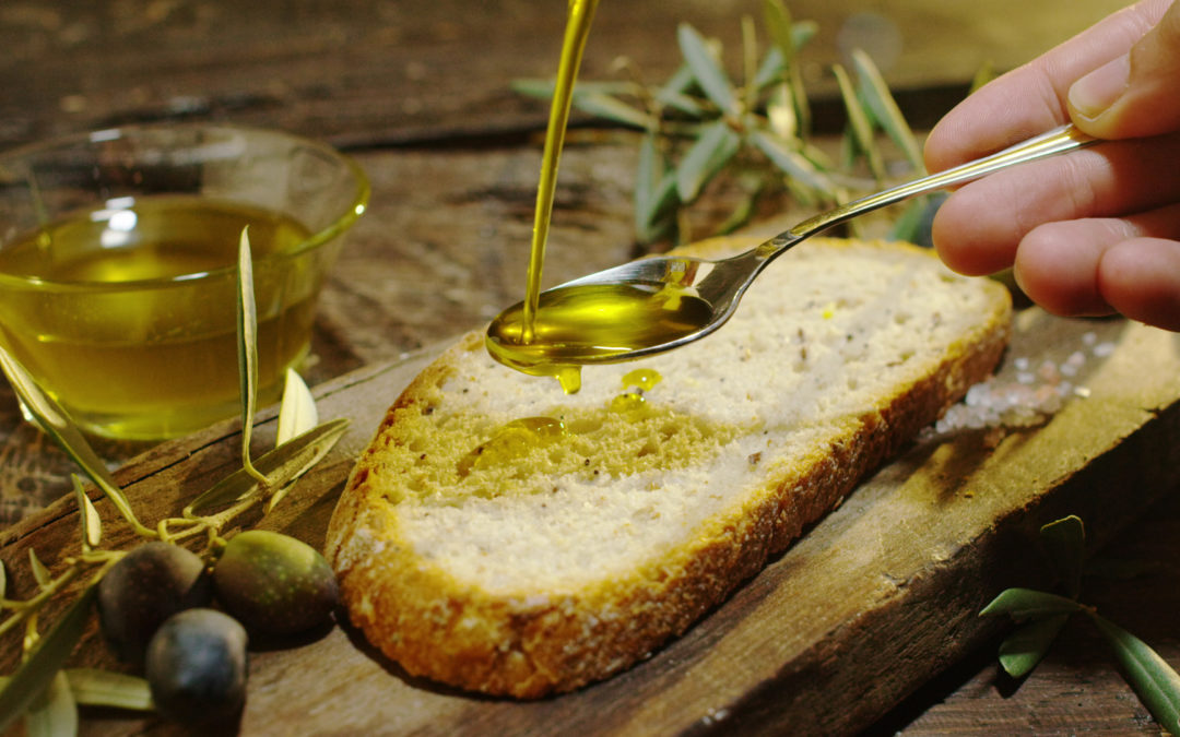 THE BENEFITS OF OLIVE OIL TO OUR HEALTH